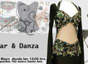 Expo Bazar y Danza en Casa Santiago