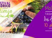 Festival Folclórico de la Vendimia de Molina 2016
