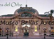 Concierto en Museo Bellas Artes