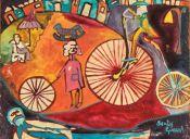 Exposición de Santos Guerra en Fundación Cultural de Providencia