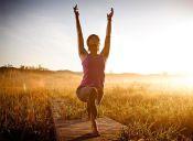 Morning Yoga en Parque Araucano