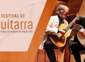 Seis guitarras para el nuevo milenio en Casa Central UC