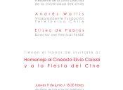 II Festival de Cine y Literatura FESEK