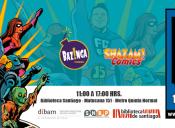 Free Comic Book Day en Biblioteca de Santiago