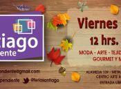 Feria Santiago Independiente Invierno en Centro Arte Alameda