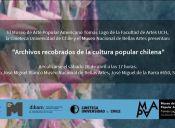 Archivos recobrados de la cultura popular en Museo de Bellas Artes