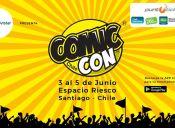 Comic Con Chile 2016