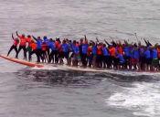 Surf City celebra nuevo record mundial