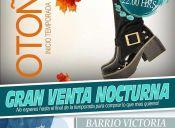 Venta Nocturna en Barrio Victoria