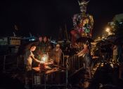 Festivales del mundo:  Cheung Chau Bun Festival, Hong Kong