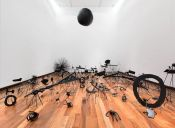 Inauguración de exposiciones en MAC de Quinta Normal