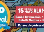 Santiago es Carnaval, todos somos Región