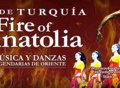 Fire of Anatolia en Teatro Municipal de Las Condes