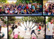 25º Encuentro de Malabarismo en Plaza Ñuñoa