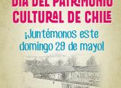 Día del Patrimonio Cultural en Casona Lo Galllo