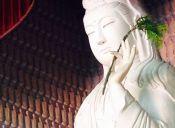 Ceremonia de Kuan Yin en Templo Budista Fo Guan Shan