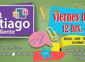 Feria Santiago Independiente en Centro Arte Alameda