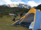 10 campings en parques nacionales de Chile