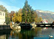 Imágenes inspiradoras de viaje: Annecy en Francia.