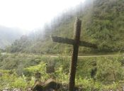 En Bicicleta por la Ruta de la Muerte, Bolivia