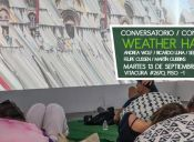 Conversatorio con Andrea Wolf, Sala de arte CCU