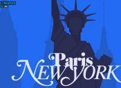 Paris vs New York un viaje comparativo en caricaturas