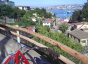 Aventuras en Bicicleta: mi Valparaíso cerro abajo y arriba
