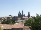 Conociendo Santiago de Compostela, Galicia, España.