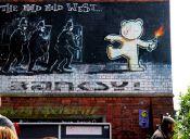 Un tour por Bristol, el recorrido de Banksy caminando