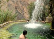 Mochileros por Sudamérica: termas en Churín, Perú