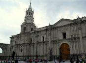 Mochileros por Sudamérica: Recorriendo Arequipa, la ciudad blanca