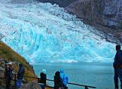 Imágenes inspiradoras: Glaciar Serrano, Campos de Hielo Sur, Chile