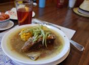 10 picadas/restaurantes para comer rico cerca de Santiago