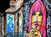 Street Art en Berlín: Camine, mire y sorpréndase