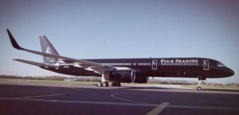 Four Seasons presenta su nuevo jet privado para viajar alrededor del mundo