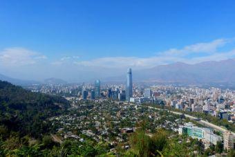 Parque Metropolitano de Santiago prepara nuevos senderos