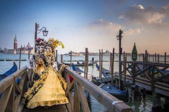 Festivales del Mundo: Carnaval de Venecia