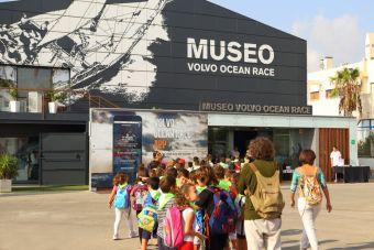 Museo de Volvo Ocean Race: atractivo tour por la historia de la regata en Alicante