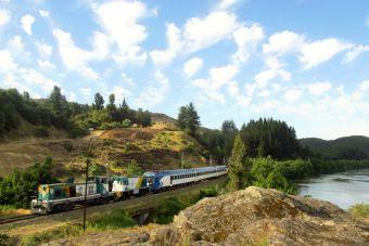 Compra tus pasajes en tren para viajar al sur de Chile este Verano