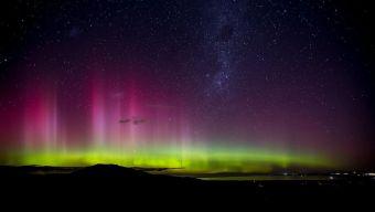 Cazadores de Auroras Borealis y Australis se preparan en todo el mundo