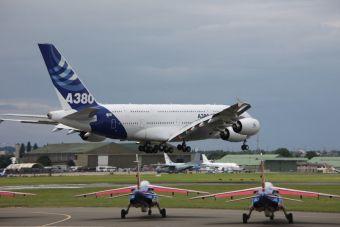 Qantas cambia su Boing 747s por un Airbus A380 en ruta Sydney - Dallas