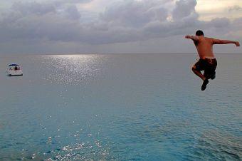 San Andrés, Caribe para mochileros