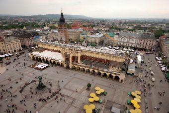 Cracovia: el registro fragmentado de una ciudad literaria en Europea