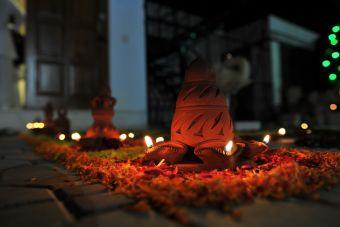 Imágenes inspiradoras: Diwali, en India