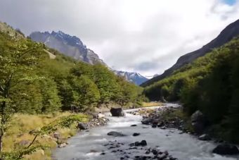 Trekking en Torres del Paine, Patagonia chilena