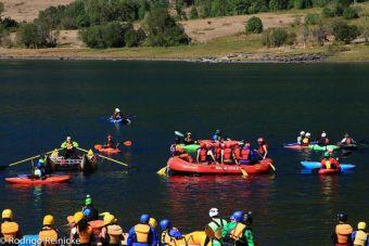 Día Internacional de acción por los ríos tuvo excelente convocatoria en Chile