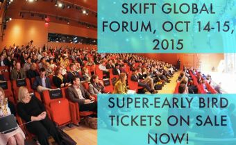 Ya puedes comprar tus tickets Super-Early-Bird para el Foro Global de Skift 2015