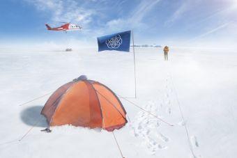 ¿Una nueva bandera para el Planeta Tierra?