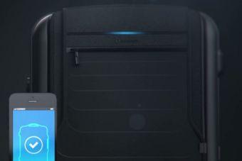 Bluesmart nueva maleta de equipaje de mano con poderosa tecnología