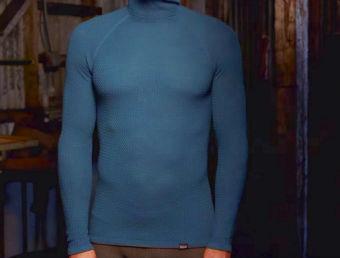 Merino Air Baselayer de Patagonia, tu primera capa más respirable y confortable